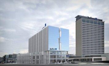 Naujo viešbučio Radisson Blu Hotel Lietuva pristatymas
