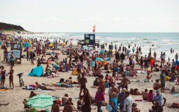 Perpildyta Palanga verslininkų nedžiugina: jau skaičiuoja vasaros nuostolius