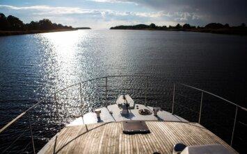 Nemunu praplaukę vokiečiai pasijuto vieniši: laivyba čia – mirusi