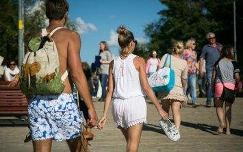 Lietuviai ruošiasi trumposioms atostogoms: kurortuose nakvynės jau teks gerai paieškoti