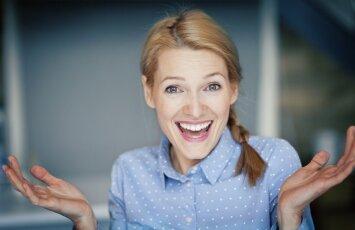 Pasidalinkite savo laimės receptu ir laimėkite tobulo kūno patarimų knygą. Laimėtojai