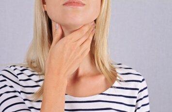 Auga svoris, slenka plaukai... Nemalonių simptomų priežastimi gali būti sutrikusi skydliaukės veikla