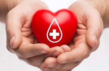 Kraujo donorystė - pagalba organizmui ar pavojus sveikatai