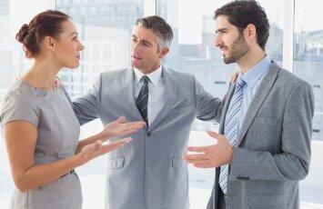 Laukia sudėtingas pokalbis? Pasiruoškite jam iš anksto