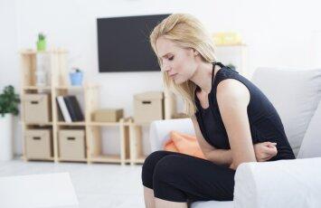 Gydytoja gastroenterologė: mityba neturi įtakos skrandžio opos atsiradimui