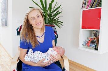 Jovitos nėštumo dienoraštis. 40 savaitė: važiuoju gimdyti