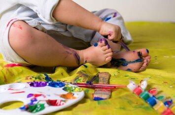 5 lietuvės mamos instagrame, kurios dalijasi vaiko lavinimo idėjomis