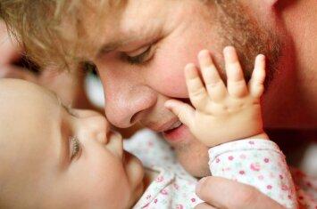 7 patarimai vyrui, kuris nori būti geras tėtis
