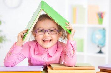 Ar į pirmą klasę ateinantys vaikai turi mokėti skaityti?