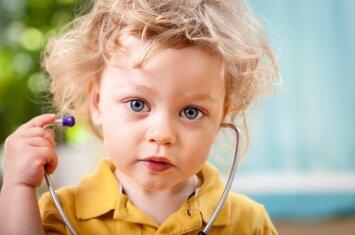 Ką reikia žinoti, jei vaikas vartojo antibiotikus