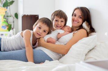 Sveikatos psichologė Milda Kukulskienė: kas yra prieraišumas ir kodėl jis toks svarbus vaikui