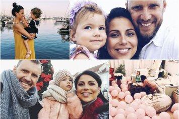 Viena populiariausių Lietuvos mamų instagrame Julija Žižė – apie motinystę ir optimizmo bombą