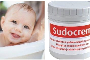 """Atsakyk į vieną klausimą ir laimėk SUDOCREM <sup style=""""color: #ff0000;"""">(+rezultatai)</sup>"""