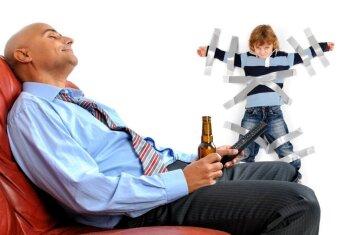 5 blogiausi tėčiai, kokie tik gali būti