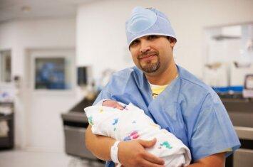 Vyras gimdyme: netikėti naujo tyrimo rezultatai