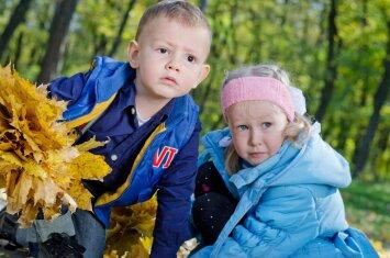 Kada vaikams reikia vitaminų?