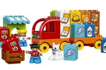 """Laimėkite LEGO DUPLO savo mažyliams! <sup style=""""color: #ff0000;"""">Rezultatai</sup>"""