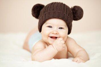 Koks vaiko vardas yra pats populiariausias tarp žinomų Lietuvos šeimų