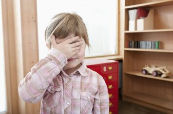 Nemaloni akių liga, neaplenkianti ir vaikų