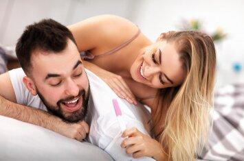 Ar seksas nėštumo metu tikrai nekenkia būsimam vaikui?