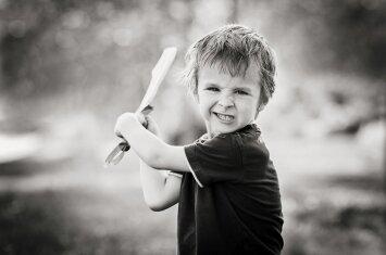 Psichologė: ką daryti, jei vaikas skriaudžia kitus