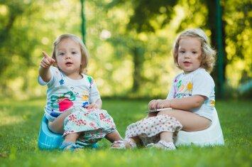 Pagrindinė klaida, kurią daro tėvai, norėdami atpratinti vaiką nuo sauskelnių