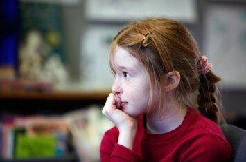 Šis vaikų amžius sunkumų kelia ir tėvams, ir patiems vaikams
