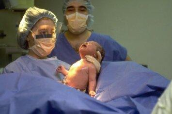 Ingrida: gydytoja grubiai išrėžė, kad mano vaikas bus invalidas