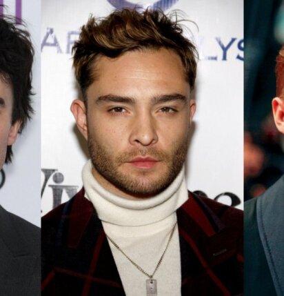 Ekrano princai - ar panašūs jie į realius vaikinus?