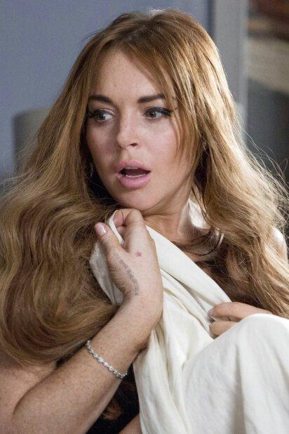 Lindsay Lohan patirta išvaizdos nesėkmė gali grėsti bet kuriai (FOTO)