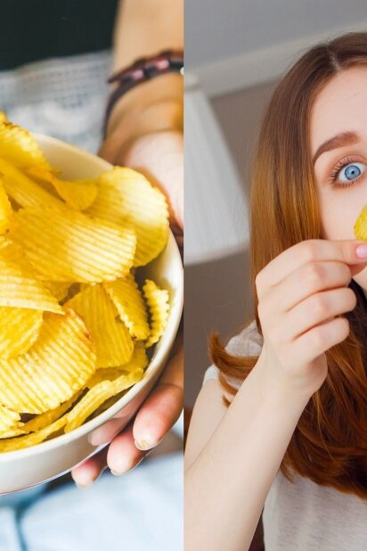 8 priežastys, kodėl tuoj pat nustotum kramsnoti bulvių traškučius