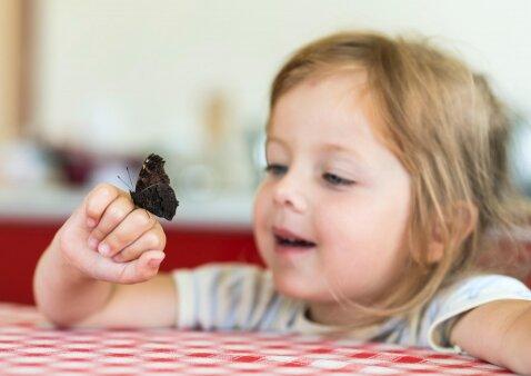 Kaip lavinti vaiko dėmesį ir susikaupimą