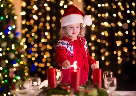Apie vaikus ir Kalėdas: straipsnis, kurį privalu perskaityti VISIEMS tėvams