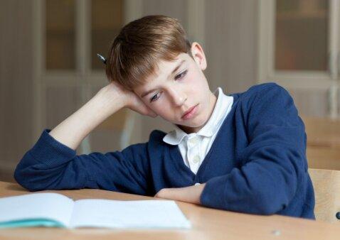 Kodėl mokiniai patiria mokyklos baimę ir vienišumą?