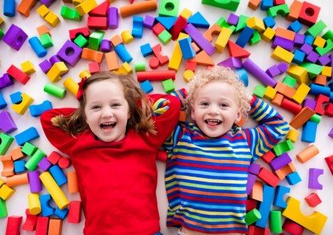 Ko išmoksta vaikas bendraudamas su kitais vaikais