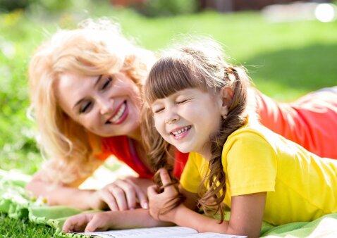 Pedagogės patarimai, kaip sudominti vaikus skaitymu