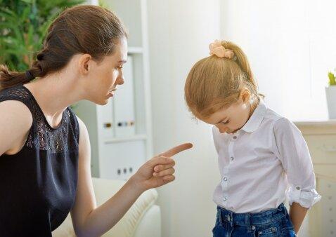 Kada reikia atsiprašyti savo vaikų ir kaip tą padaryti tinkamai