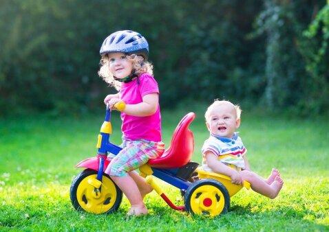 """""""Pypliukas"""": kaip paruošti vaiką brolio ar sesės gimimui?"""