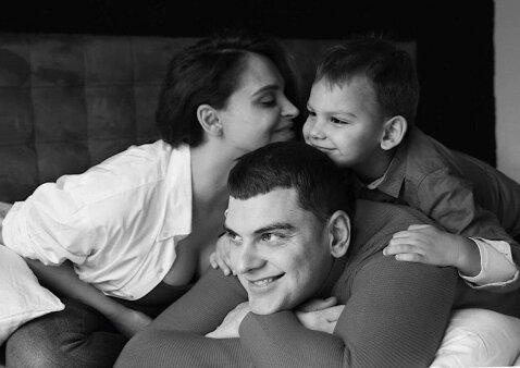 Ieva Mackevičienė: laukdamasi antro vaiko darai mažiau klaidų