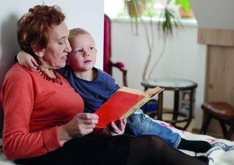 Radvilų palikuonė Janina Radvilė: aš nesu klasikinė močiutė