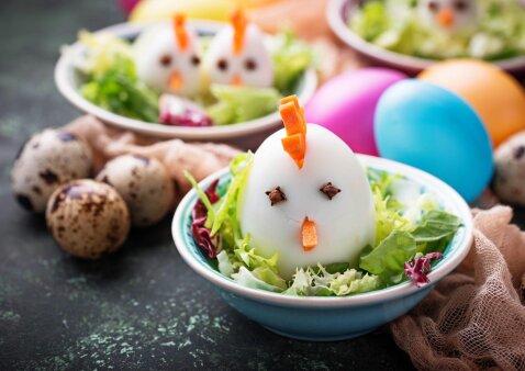 10 faktų apie kiaušinius: ar visus žinojote?