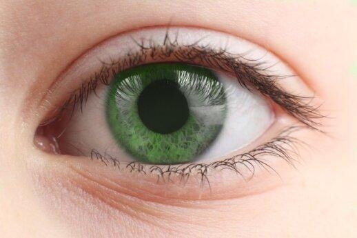 Kokias charakterio paslaptis mums atskleidžia akių spalva