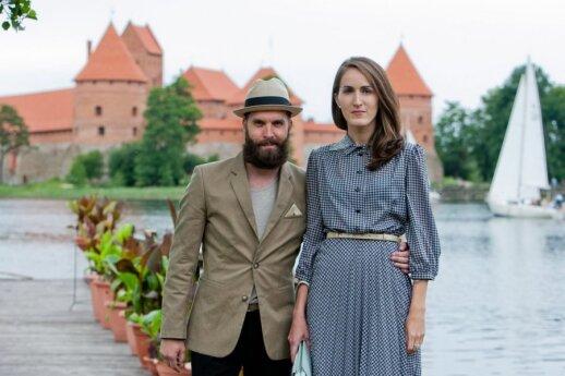 Giedrius Paulauskas ir Aistė Krasuckaitė