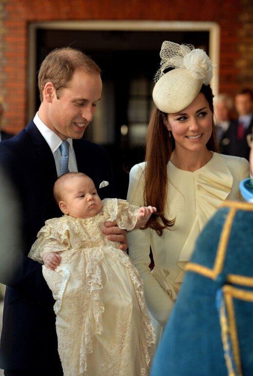 Kaip šiandien gyvena karališkasis kūdikis