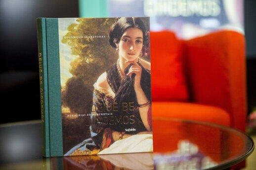 Eugenijus Skerstonas pristatė knygą, dedikuotą moterims ir jų grožiui