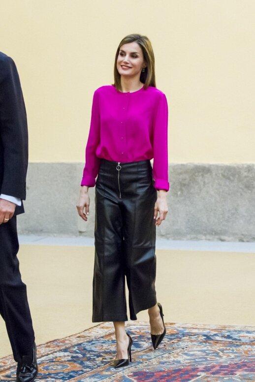 Karalienė Letizia