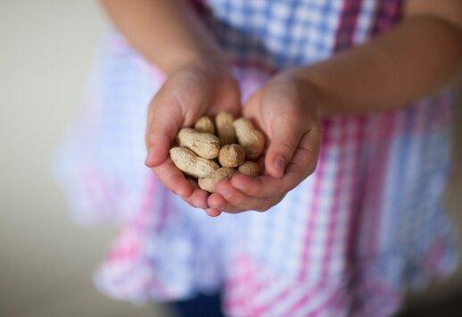 Maisto produktas, kuriuo dažniausiai užspringsta vaikai