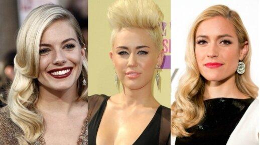 Sienna Miller, Miley Cyrus, Kristin Cavallari