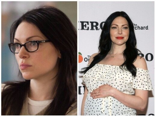 Alex suvaidinusi Laura Prepon