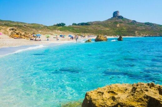 Turisto atmintinė: ką privalu pamatyti ir patirti Sardinijoje